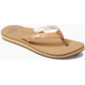 Reef Cushion Sands Sandalen Dames, natural